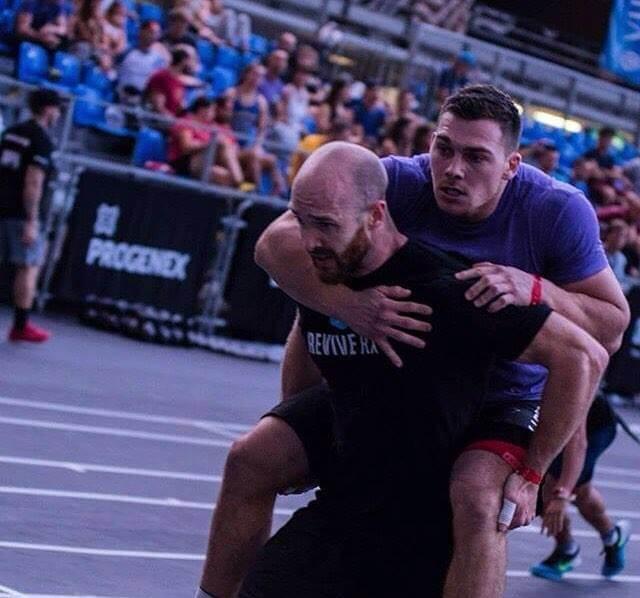 Andy Ewington CrossFit