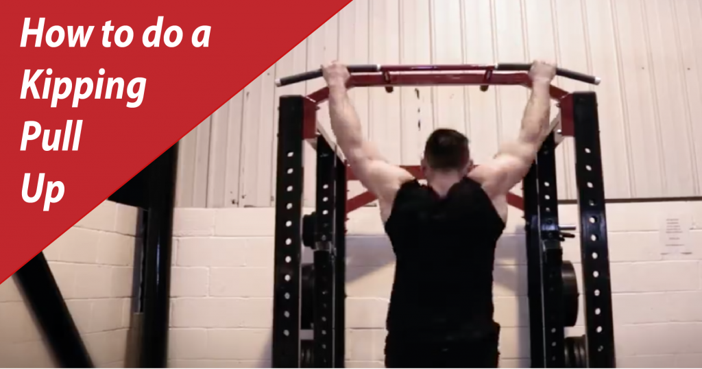 Kipping pull up Tips