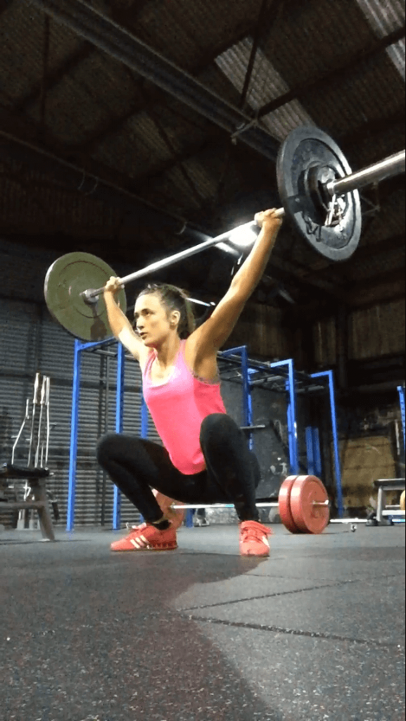 Jayne O'toole CrossFit